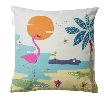 Jungle Pillow Cover