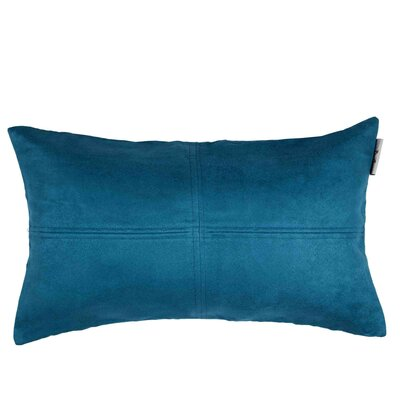 Montana Pillow Cover Size: 11.02 H x 18.33 W x 0.39 D, Color: Blue