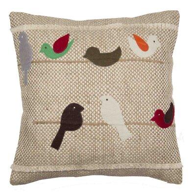 Like A Bird Pillow Cover