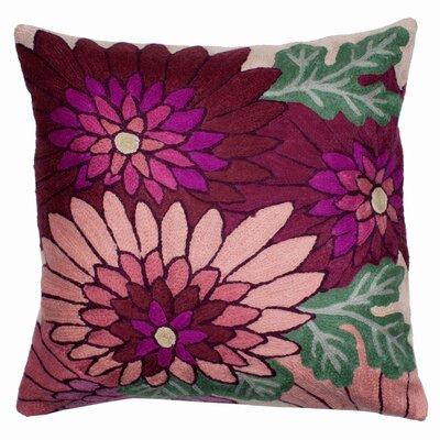Nymphea Pillow Cover Size: 23.4 H x 23.62 W x 0.39 D
