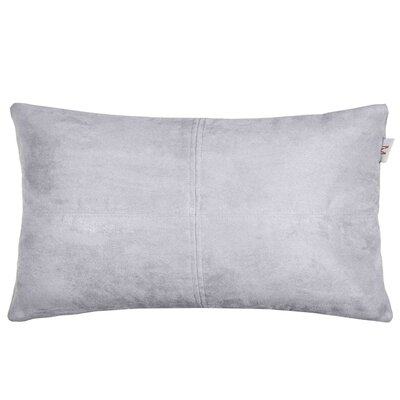 Montana Pillow Cover Size: 17.72 H x 27.3 W x 0.39 D, Color: Pale Gray
