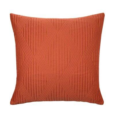 Nahua Pillow Cover Color: Orange