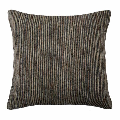 Murali Pillow Cover Color: Natural/Gray