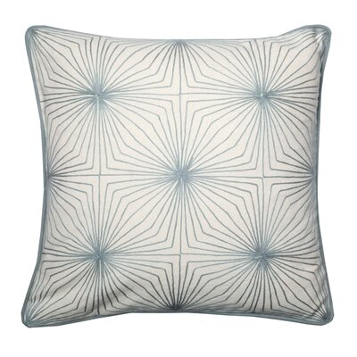 Paradoxe Pillow Cover Color: Natural/Gray