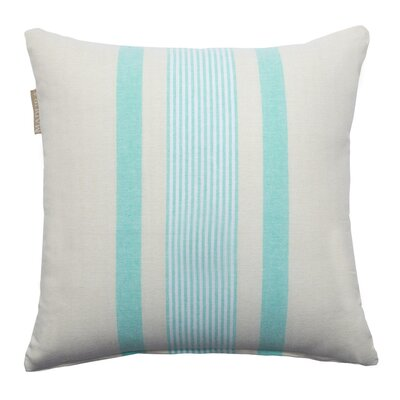 Pillow Cover Color: Natural/Green