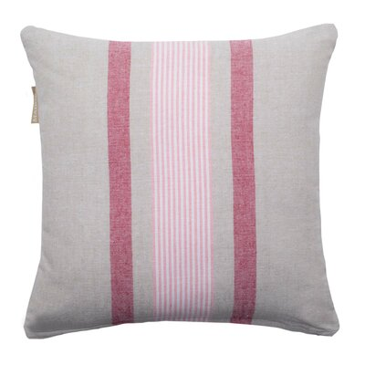 Pillow Cover Color: Deep Pink