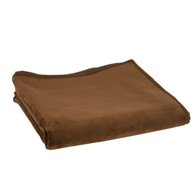 Datcha Throw Color: Brown