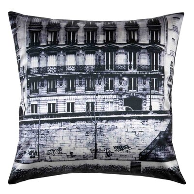 Rive Gauche Pillow Cover