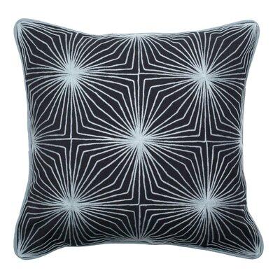 Paradoxe Pillow Cover Color: Black