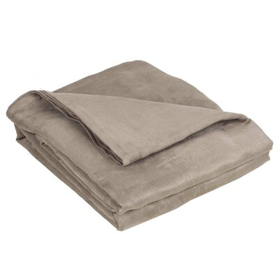 Montana Throw Color: Beige