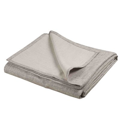 Stanley Throw Color: Light Gray