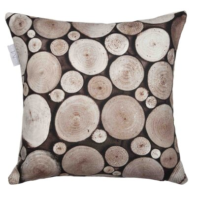 Timber Pillow Cover