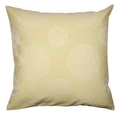 Telma Pillow Cover Color: Green