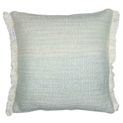Tribal Pillow Cover Color: Green