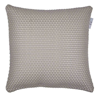 Uruguay Pillow Cover Color: Light Gray