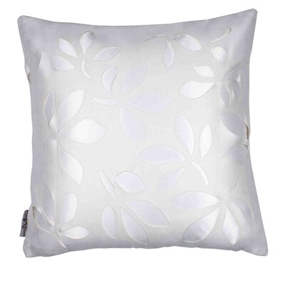 Week End 2 Pillow Cover Color: White
