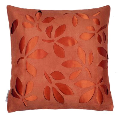Week End 2 Pillow Cover Color: Orange