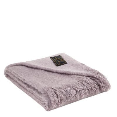 Loft Throw Color: Pale Gray