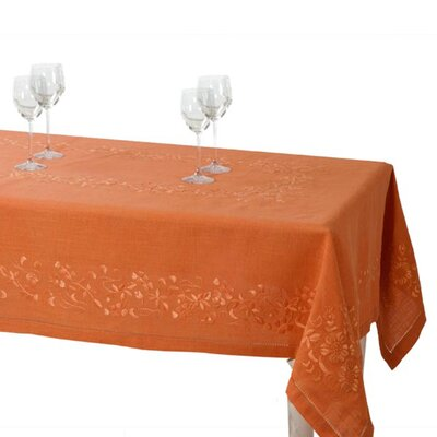 Marly Throw Color: Orange