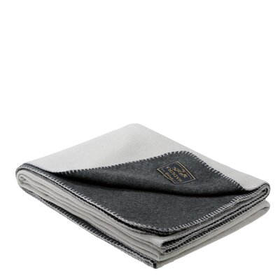 Cocoon Throw Color: Anthracite