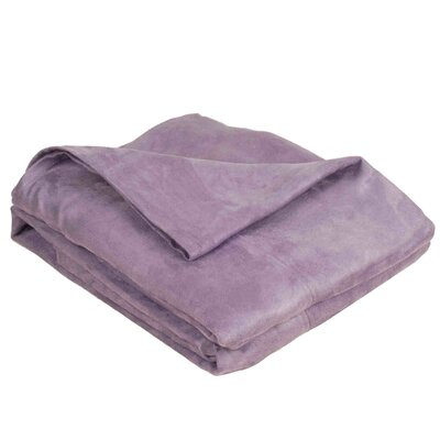 Montana Throw Color: Purple
