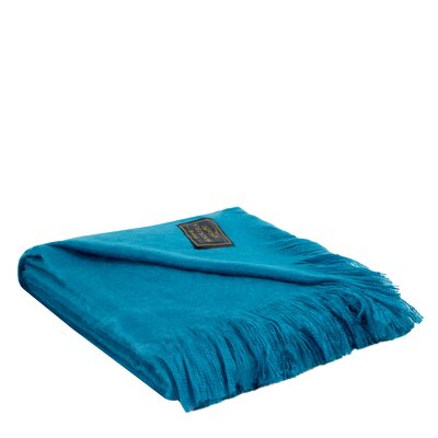 Loft Throw Color: Deep Turquoise