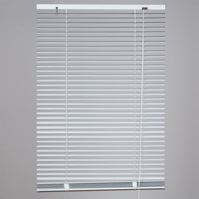 Tekno Venetian Blind Size: 39.37 W x 85.8 L, Color: White
