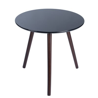 Sweden End Table Finish: Black