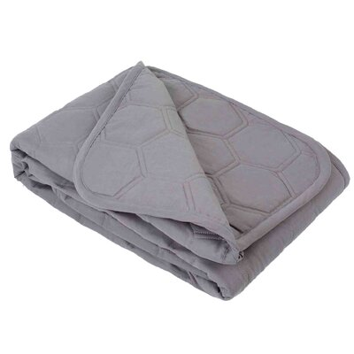 Acacia Quilt Color: Dark Gray