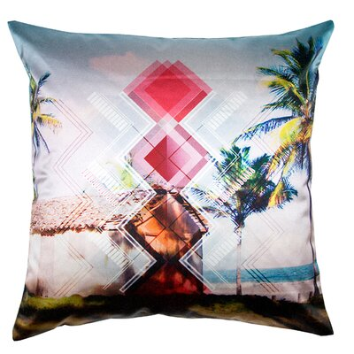 Haiti Pillow Cover