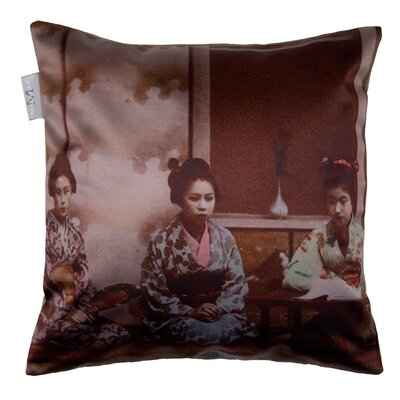 Japan Era Pillow Cover