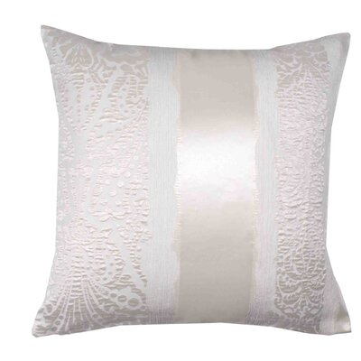 Chenonceau Pillow Cover Color: White