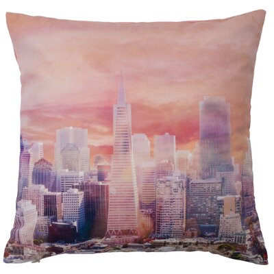 Towers Pillow Cover