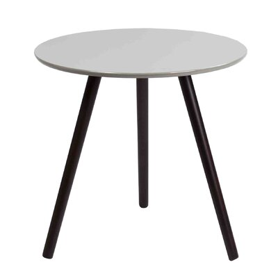 Sweden End Table Finish: Light Gray
