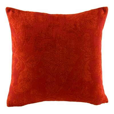 Arpege Pillow Cover Color: Bright Red