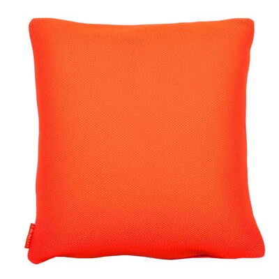 New Era Pillow Cover Color: Orange