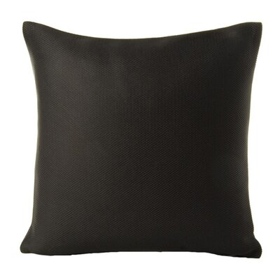 New Era Pillow Cover Color: Black