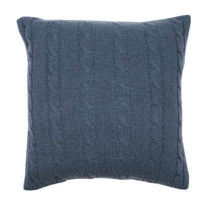 Midland Pillow Cover Color: Dark Gray