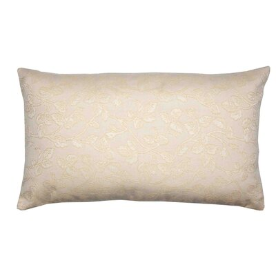 Spring Pillow Cover Color: Off White