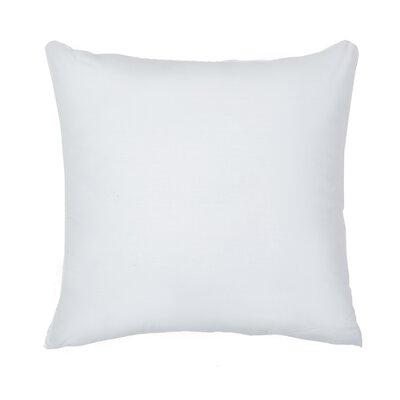 Polypropylene Throw Pillow Size: 12.48 H x 12.6 W x 0.39 D