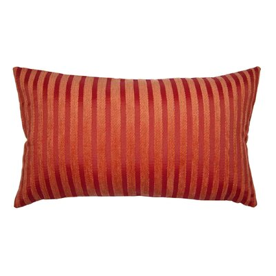 Tango Pillow Cover Color: Bright Red