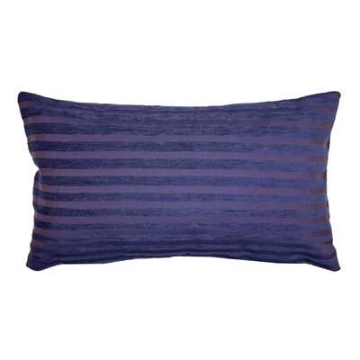 Tango Pillow Cover Color: Dark Purple