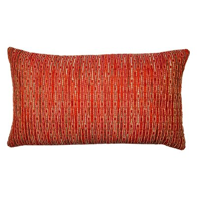 Cassino Pillow Cover Color: Bright Red