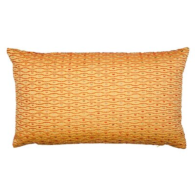 Cassino Pillow Cover Color: Yellow Gold