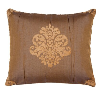 Duomo Pillow Cover Color: Light Beige