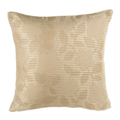 Ginza Pillow Cover Color: Light Beige