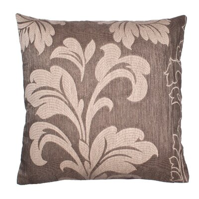 Visconti Pillow Cover Color: Light Gray