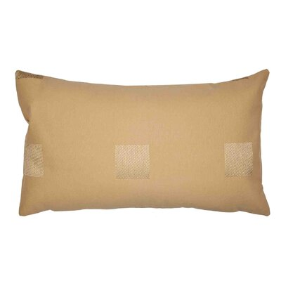 Mahe Pillow Cover Color: Beige