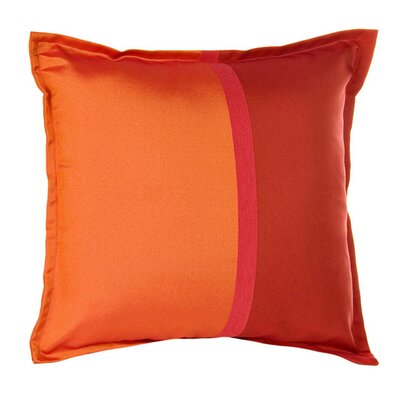 Melissa Pillow Cover Color: Dark Purple