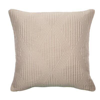 Nahua Pillow Cover Color: Beige
